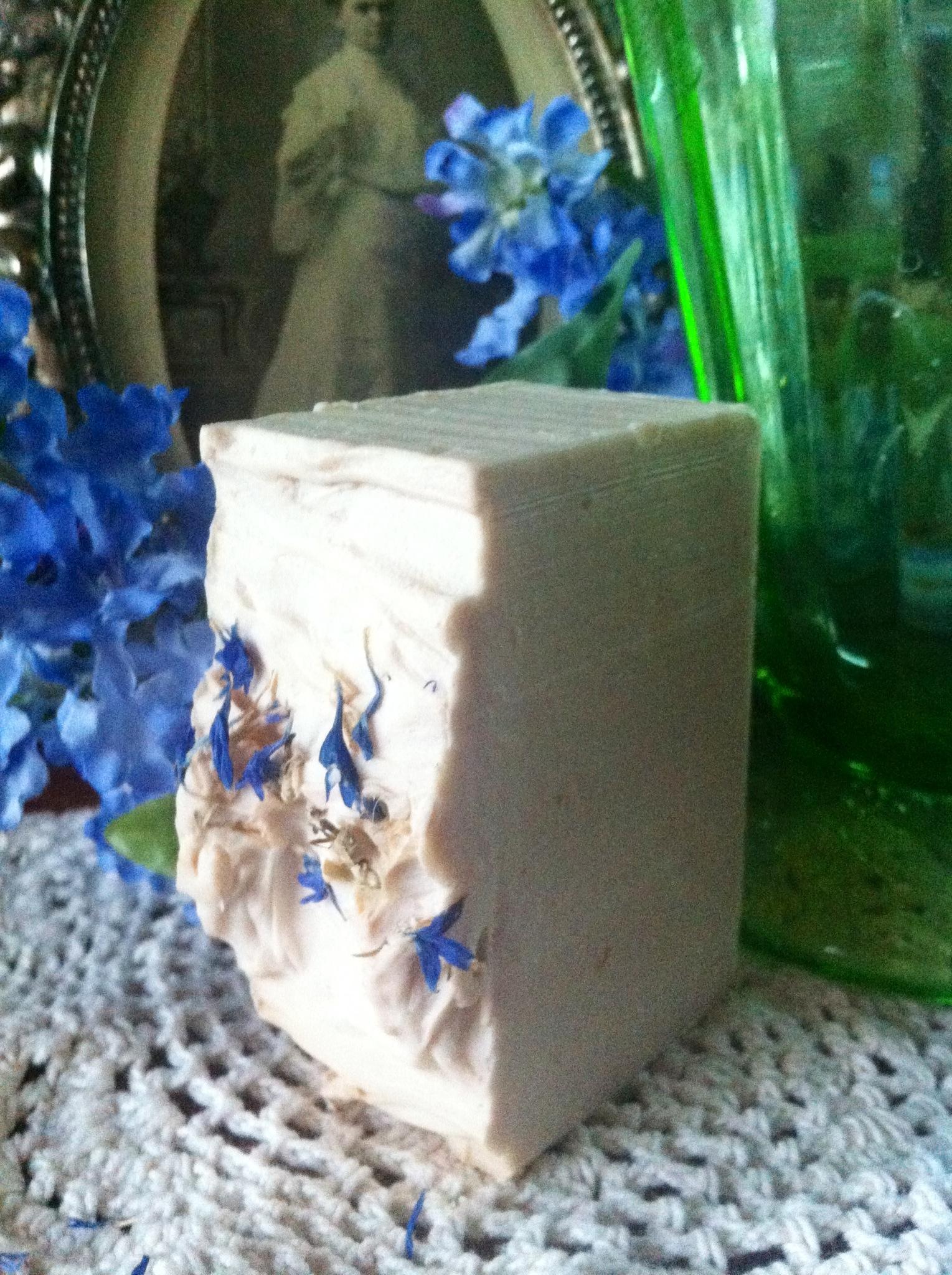 White Lilac Soap